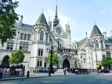 Royal Courts Of Justice of London