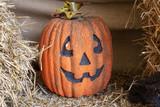Pumpkins halloween decoration - 227702872