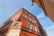 Apartments in the Kanonia Square in the Old Town of Warsaw
