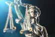 Leinwandbild Motiv Lady Justice Statue