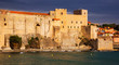 Photography of french seafront in Collioure