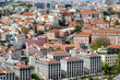 view of the city, in Lisbon Capital City of Portugal