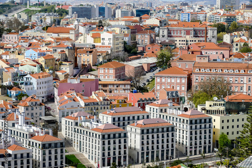 view of the city, in Lisbon Capital City of Portugal - 227729686