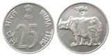 Indian paisa coin