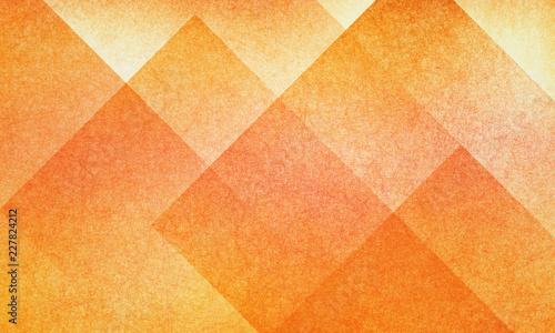 pomarańczowy streszczenie tło z jesień kolory czerwony i żółty teksturowanej projekt na Święto Dziękczynienia halloween i upadku, wzór geometryczny blok