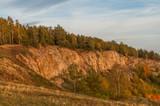 Fototapeta Room - Urwisko skalne w lesie, Chęciny © olekgraf