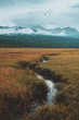 Potter's Marsh in Alaska