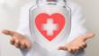 Leinwanddruck Bild - medicine heart
