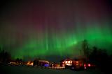Northern Light in Sweden