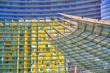 Las Vegas, Nevada-September 7, 2016:  Modern Architecture and city streets of Las Vegas