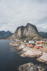 Sakrisøy Lofoten © Simon