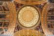 Quadro Barroco church of the Gesu Nuovo, Naples, Italy