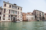 ancient  streets of Venice