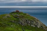 Landscape around Torr head, Northern Ireland