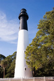 Lighthouse at Hunting Island State Park South Carolina