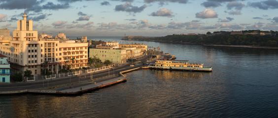 Havana Harbor © James