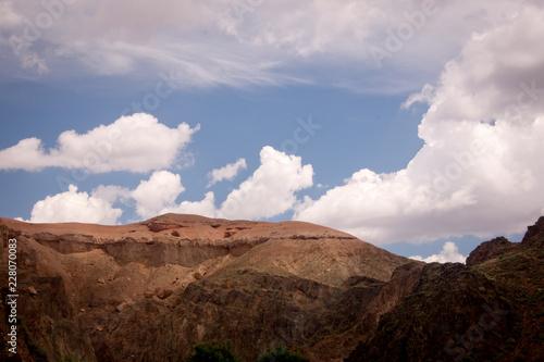 beautiful canyon in Kazakhstan