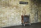 Platform 9¾ at King's Cross Station - 228100658