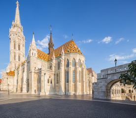 St. Matthias Church in Budapest, Hungary. © phant