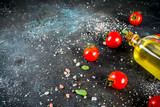 Cooking food background - 228114045