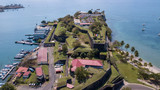 fort in caribbean