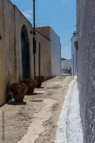 Calles de santorini © dat_ithaca_photo