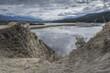 Columbia Valley wetlands at Wilmer Bird Sanctuary in British Columbia Canada