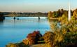 Glienicker Brücke am grossen Wannsee