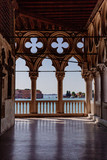 San Giorgio Maggiore viewed  from the Doge's Palace, in Venice