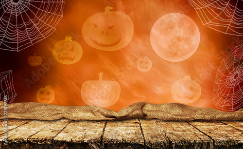 Halloween background - 228192618