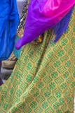 beautiful design of medieval dress. - 228192890