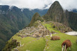 Sur le Machu Picchu