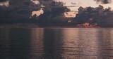 Beautiful Sunrise and sea in ishigaki island - 228253061