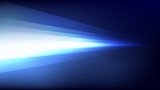 Abstract blue light and shade creative background. Vector illustration. - 228266090