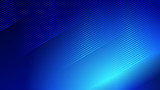 Abstract blue light and shade creative technology background. Vector illustration. - 228267843