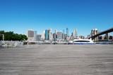 cityscape of modern city new york - 228289674