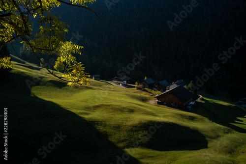 Jesień w Dolomitach