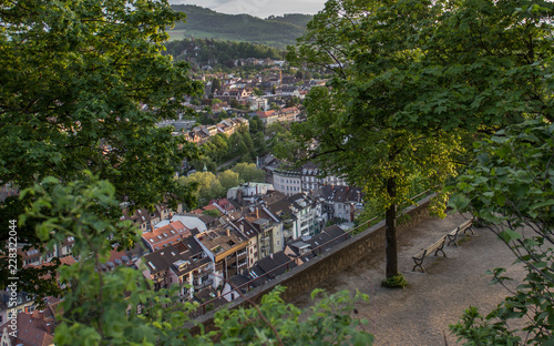 Fridge magnet Freiburg, Germany