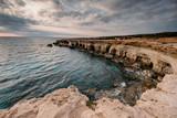 Cyprus coastline near Cape Greco  - 228390669