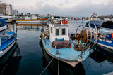 Cyprus fishing boats  - 228390873