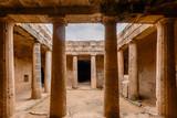 Tombs of the Kings. Cyprus - 228391212
