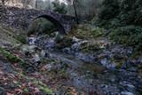 Elia medieval stone bridge in Cyprus - 228391433
