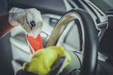 Vehicle Interior Cleaning - 228403850