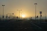 Der Tag beginnt in der Stadt