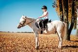 reiten mit pony - 228467410