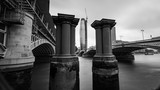 black and white london history