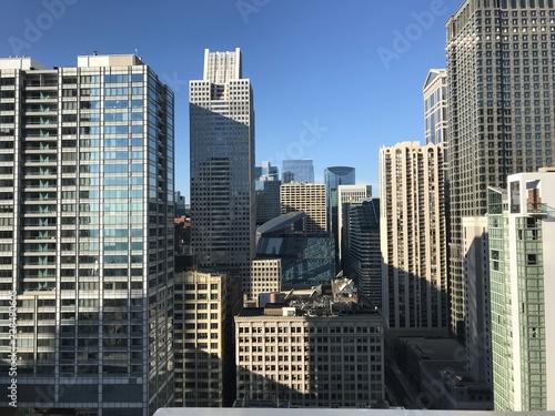 Fridge magnet Buildings