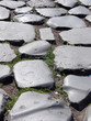 Quadro Rom, Alte Steine