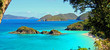 Quadro Beautiful Trunk Bay