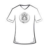 Tiger cool sketch on tshirt